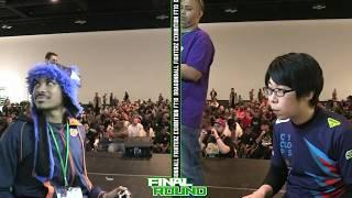 Download Final Round 2018: DBFZ: ECHO   SonicFox vs CAG   GO1 [Exhibition FT 10] Video