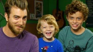 Download Rhett's Kids Open Mail Video
