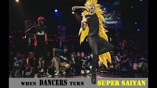 Download When DANCERS Turn SUPER SAIYAN | Dance Battle Compilation 🔥 Video