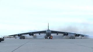 Download [HD] Mighty B52 Compilation! (cockpit view, bombing footage etc!) Video