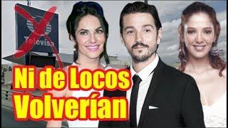 Download Famosos a los que Televisa les Ruega Regresar y no Aceptan Video