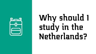 Download Why should I study in the Netherlands? #studyinholland Video