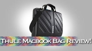 Download Thule 13″ Macbook Pro + iPad Bag Review Video