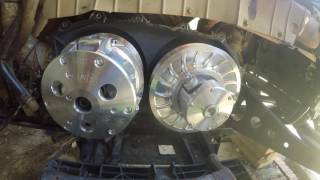 Download STM clutch install on Can Am Video