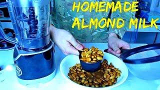 Download Homemade Almond Milk - Food Hack Video