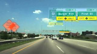 Download I-75 North to the Airport: Dayton, OH Video