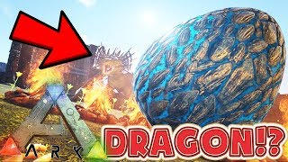 Download TAMING WYVERN DRAGON - ARK SURVIVAL EVOLVED MODDED SMP #4 Video