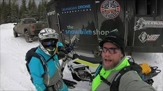 Download Snowbike Tips for Beginners, Engine Temp Mgmt, and The Best Shop Ever! Video