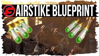 Download Dying Light AIRSTRIKE BLUEPRINT Location Guide BEST BLUEPRINT in the Game Carpet BOMB Video