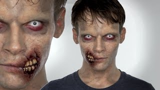 Download Zombie Make-Up Tutorial Halloween | Shonagh Scott | ShowMe MakeUp Video