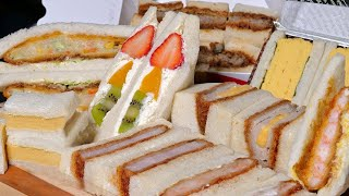 Download Japanese Sandwiches, better than Sushi or Ramen? ★ ONLY in JAPAN Video