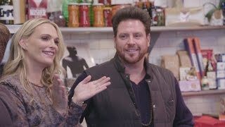 Download Molly Sims, Scott Conant Video
