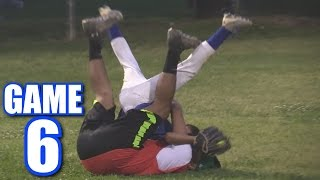 Download DIVING AS A BACKUP NEVER FAILS!   On-Season Softball League   Game 6 Video