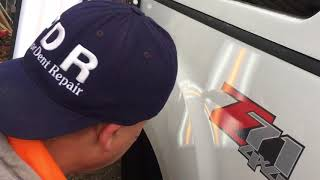 Download 🚨EXTREME DENT! PDR takes on a BEAST of a dent!!⚡️ Video