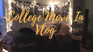 Download COLLEGE MOVE IN DAY VLOG 2017 Video