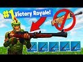 Download HUNTING RIFLE ONLY CHALLENGE In Fortnite Battle Royale! Video