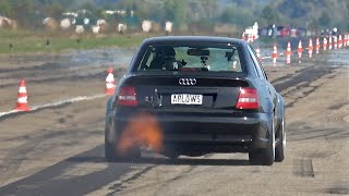 Download 1300HP+ Audi (R)S4 Limo Hannover Hardcore - INSANE SOUNDS! Video
