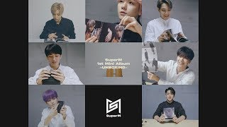 Download [SPOILER] UNBOXING : SuperM - The 1st Mini Album (Individual Ver.) Video