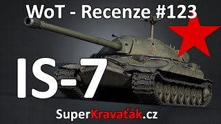 Download World of Tanks CZ - IS-7 (recenze #123) Video