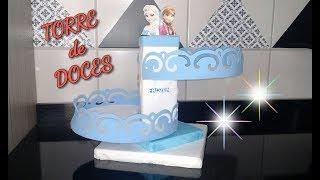 Download TORRE DE DOCES PROVENÇAL DE RECICLADO Video