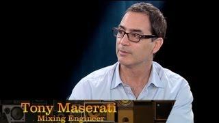 Download Tony Maserati - Pensado's Place #126 Video