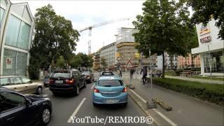 Download Driving Through (München) Munich Germany Video