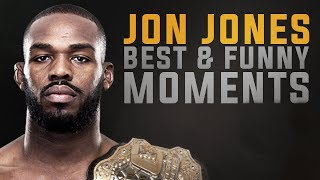Download Jon ″Bones″ Jones Best and Funny Moments - Funny Videos 2016 Video