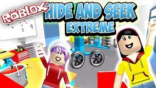 Download Roblox Extreme Hide and Seek - Audrey Knows ALL the Secret Spots?!?!!! - with RadioJH Games Audrey Video