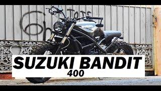 Download #9 - SUZUKI BANDIT 400 - Nyobain Moge Custom #Motovlog Video