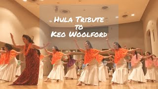 Download ケオ追悼フラ Tribute to Keo Woolford Video