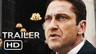 Download ANGEL HAS FALLEN Official Trailer 2 (2019) Gerard Butler, Morgan Freeman Action Movie HD Video