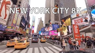 Download New York City 8K - VR 360 Drive Video