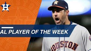 Download AL Player of the Week: Verlander Video