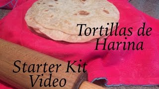 Download Abuela's Kitchen Tortillas De Harina Starter Kit Video (How To) Video