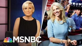 Download Mika: Here's Why I Won't Book Kellyanne Conway | Morning Joe | MSNBC Video