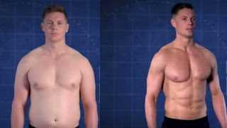 Download How To Lose Weight | Trainer Gains and Loses 60 POUNDS in 'Fit to Fat to Fit' Video
