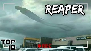 Download Top 10 Scary Phenomenon Caught In The Sky On Camera Video