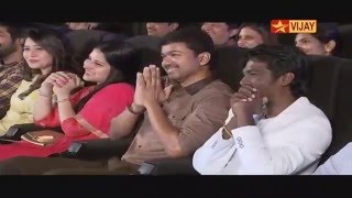 Download Theri Audio Launch Full | Ilayathalapathy Vijay | GV50 | Vijay TV | 03/04/16 Video