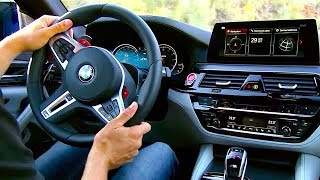 Download M1 + M2 Buttons Give BMW M5 2018 Killer Performance New BMW M5 F90 2018 Video