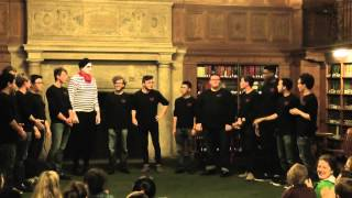 Download The Yale Whiffenpoofs of 2015 - Library Jam Video