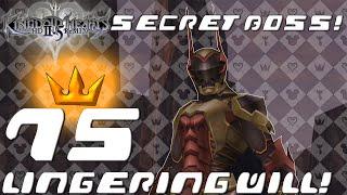 Download Kingdom Hearts HD 2.5 ReMIX - Secret Boss - Lingering Will (KH2 FM Ep. 75 True Finale) Video
