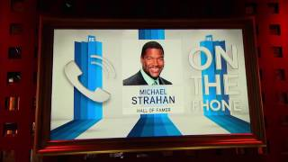 Download Pro Football HOFer Michael Strahan Says The Dallas Cowboys Are The Best Team in The NFL - 11/14/16 Video