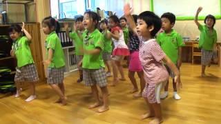 Download Kindergarten WAKA WAKA Dance Video