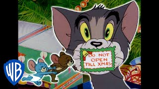 Download Tom & Jerry | Home for Christmas | Classic Cartoon Compilation | WB Kids Video
