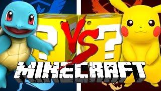 Download Minecraft | POKEMON GO LUCKY BLOCK CHALLENGE | TEAM MYSTIC OP!! Video