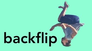 Download The Backflip || Learn Not So Quick Video