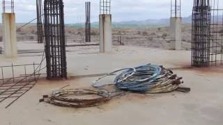 Download Abandoned Casino Project near Las Vegas...Millions Lost!!! Video