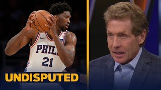 Download Skip and Shannon react to Joel Embiid's 46-point, 15-rebound night vs the Lakers | UNDISPUTED Video