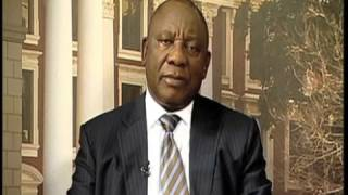 Download Deputy President Cyril Ramaphosa 's World Aids Day message Video