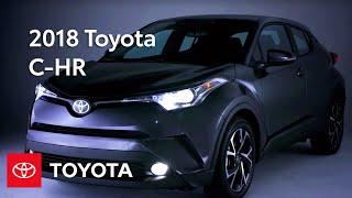 Download 2018 Toyota C-HR Walkaround & Features | 2018 Toyota C-HR | Toyota Video